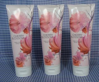 Bath and Body Works Cherry Blossom Body Cream