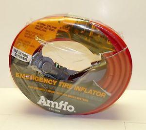 Amflo Truck Air Hose Kit 50' PVC Hose Universal Glad Hand Chuck 573 50GH New
