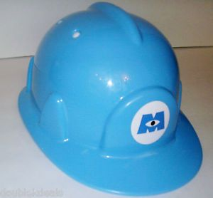 Disney on Ice Monsters Inc Scare Team Hard Hat Helmet RARE Great for Costume