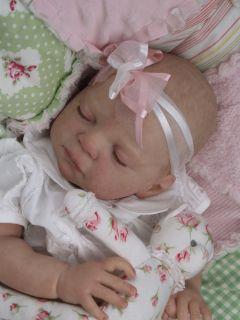 Precious Dreams Reborn Reva Schick Real Baby Girl Doll
