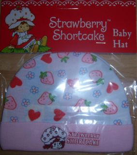 New Strawberry Shortcake Baby Hat Blueberry Muffin Baby Shower Diaper Cakes