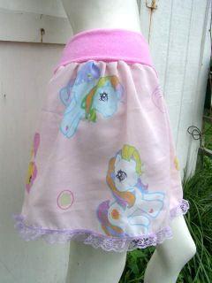 My Little Pony Skirt Shirt s L Kawaii DIY Rave Derby