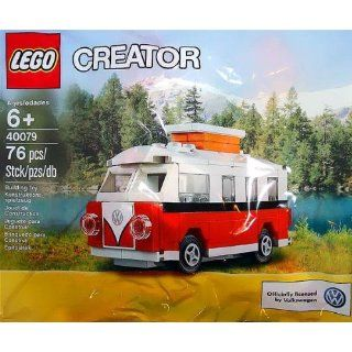 Lego Exclusive Creator 40079 Polybag 1962 RV Volkswagen T1 Mini VW camper Van