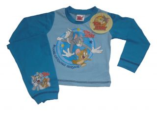 Baby Boys Pyjamas Tom and Jerry 12 18 18 24 Months Long