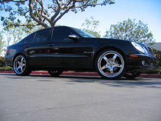 20 asanti AF112 Mercedes SL 500 CLS 500 55 550 Wheels