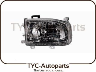 TYC 1999 2004 Nissan Pathfinder from 12 98 Headlight Headlamp Assembly w Bulb RH
