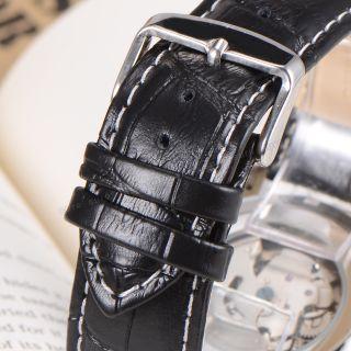 Mechanical Automatic Steel Men Wrist Watch