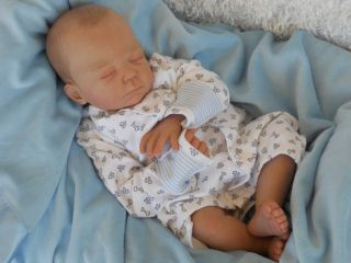 Reborn Doll Sweet Baby Boy Devine from Tamie Yarie Kit