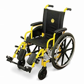 "New Medline Excel Kidz 14"" Kids Wheelchair Wheel Chair"