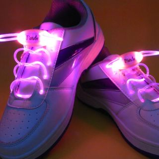 Light Up Shoestring Unisex Casual Sports Shoes Accessory LED Shoelaces Shoe Lace