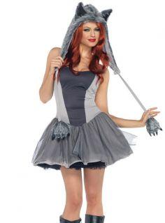 Adult Sexy Women Costume Tiger Lily Animal Cosplay Fancy Dress Halloween Dress