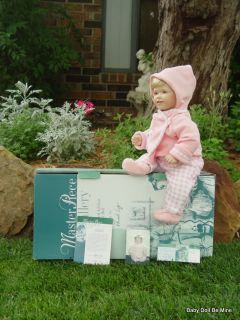 Retired Masterpiece Doll Kelly by Pamela Erff with Box