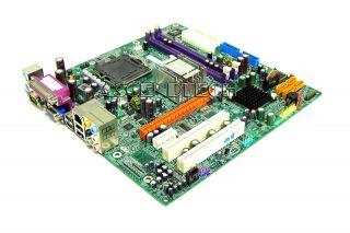 Acer ECS 946GZT Am V1 0 LGA775 DDR2 SATA2 PCIe x16 VGA LPT USB LAN Motherboard