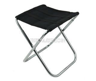 Potable Folding Stool Pocket Chair Seat Outdoor Fishing Equipment Camping BE88