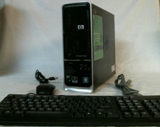HP Pavilion Slimline AY652AA ABA Desktop Athlon II 3 0GHz for Parts Repairs