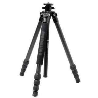 DSLR Camera Carbon Fiber Tripod for Canon Nikon Sony Olympus with Ballhead Black