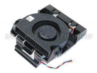 Genuine Dell Alienware Area 51 ALX 4 Pin Hard Drive Cooling Fan Assembly M262M
