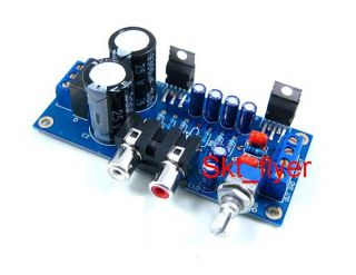 TDA2030A Audio Power Amplifier DIY Kit Components OCL 18W x 2 BTL 36W