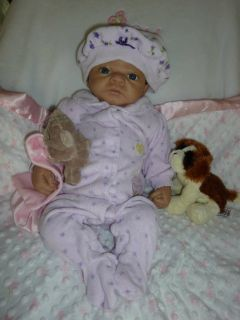 Celebration of Life Baby Emily Ashton Drake So Truly Real Doll Reborn Collect