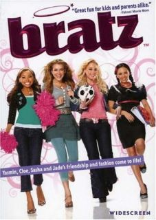 Bratz The Movie DVD Paula Abdul Skyler Shaye Janel Parrish Logan Browning 012236220107