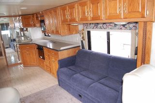2000 Holiday Rambler Endeavor 38WDD Diesel Pusher Double Slide Cat Allison