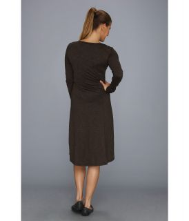 Horny Toad Bellflower Dress Turkish Coffee, Clothing, Women