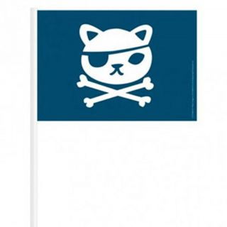 Octonauts Birthday Party Supplies Pack of 6 Waving Flags Favors Decoratation