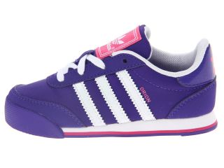 Adidas Originals Kids Orion 2 Nylon Infant Toddler Blast Purple Running White Ray