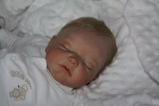Doves Nursery♥ Down Syndrome Baby ♥ Realistic Reborn Baby Girl ♥ OOAK