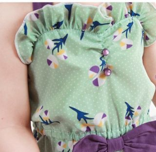 1pc New Kids Baby Girls' Clothing Baby Jumpsuit Suit Size 0 5years