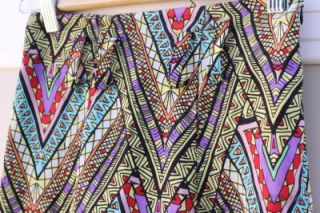 NWT Anthropologie Tribal Stained Glass Skirt Mara Hoffman 0 $328 Sold Out