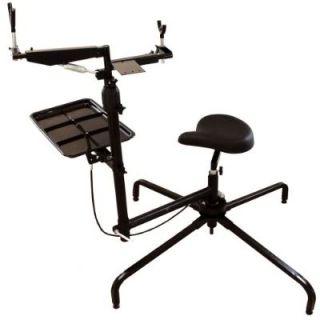 Outdoor Shooting Stabilizer Bench Gun Rest Chair Seat