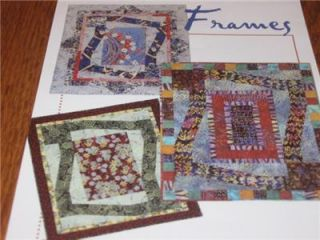 Frames Maple Island Quilts Quilt Pattern NIP MIQ 425