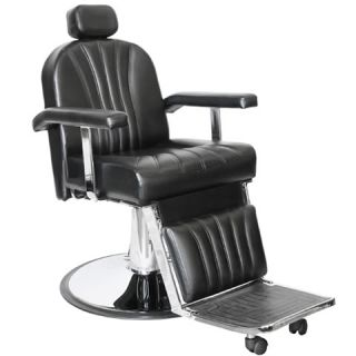 Professional Reclining Barber Chair Styling Chair BC 01