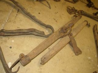 Antique Horse Yoke