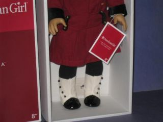American Girl Rebecca Doll in Box Accessories Story Collection Book 42W