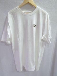 "Men's Tommy Bahama ""Nine Ladies Dancing"" White Crewneck Tee Shirt"