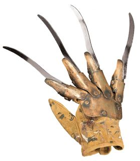 Freddy Krueger Glove Metal