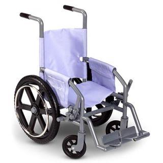 "New American Girl Wheelchair for 18"" Doll Kanani Julie Chair"
