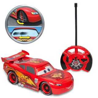 Air Hogs Cars 2 Radio Control Vehicle with Moving Eyes Lightning McQueen