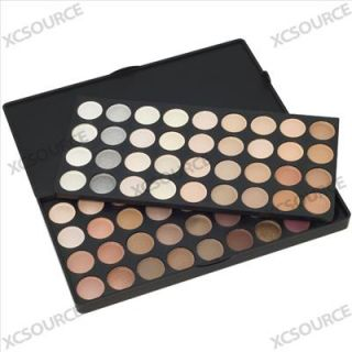 72 Neutral Nude Color Eyeshadow Palette Eye Shadow Party Cosmetic Kit 72XW MT11