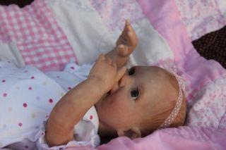 Attie's Baby Love Reborn Doll Girl Punkin RuBert Child Artist Age 10