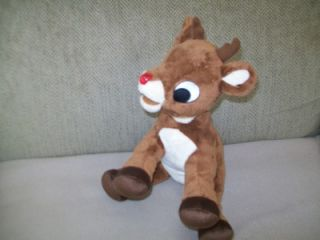 Rudolph Island of Misfit Toys Larger Plush Rudolph Coach Herbie Etc