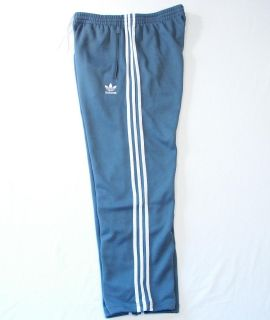Adidas Adi Color Gray Signature Track Pants