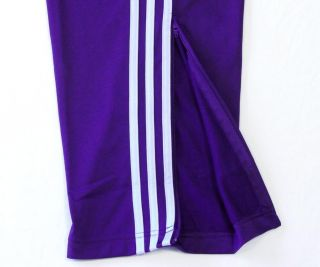 Adidas Adi Color Firebird Purple Track Pants