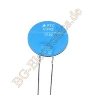 1 x PTC C945 PTC Thermistors for Overcurrent Protection EPCOS 1pcs