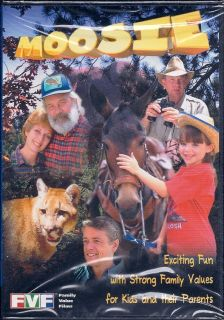Moosie Rated G Strong Family Values Children Movies DVD 016226970126