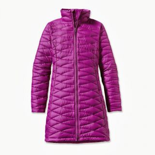 Women's Patagonia Fiona Parka 28356 802 IKP Ikat Purple Lightweight Jacket
