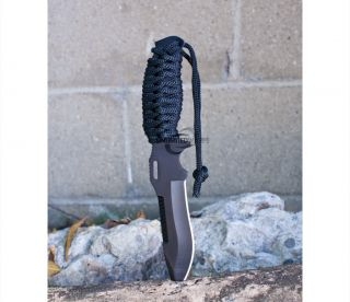 """9"""" Tactical Combat Full Tang Survival Hunting Knife Bowie Military Fixed Blade"""