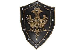 Crusader Medieval Knight El CID Foam Fantasy Shield Brand New